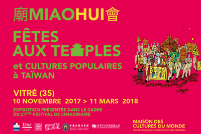 Miao Hui -fêtes Aux Temples Et Cultures Populaires à Vitre