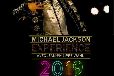 MIchael Jackson Experience 2019 à Auenheim
