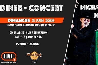Michael Jones au Hard Rock Cafe Lyon - complet
