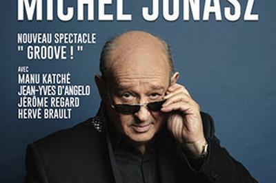 Michel Jonasz - report date avril à Floirac