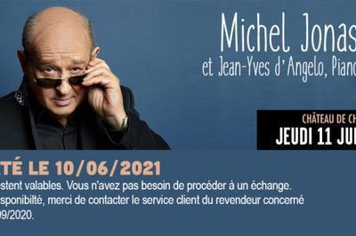 Michel Jonasz Et Jean-yves D'angelo - Report à Chazey sur Ain