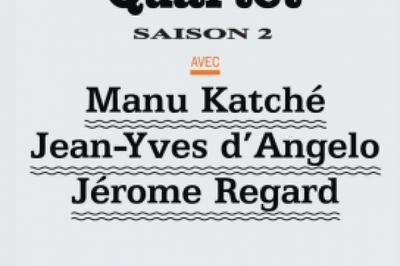 Michel Jonasz Quartet Saison 2 à Nancy