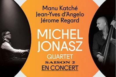 Michel Jonasz Quartet Saison 2 à Lyon