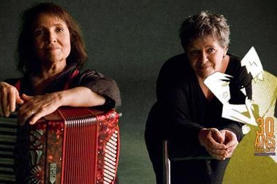 Michèle Bernard & Monique Brun à Toulouse