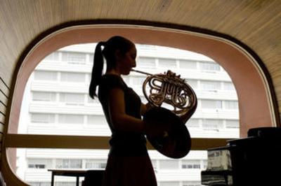 Midi-Concert Avec Le Conservatoire De Montreuil