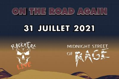 Midnight Street Of Rage au Rock'n'Eat à Lyon