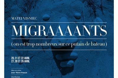 Migraaaants à Antibes