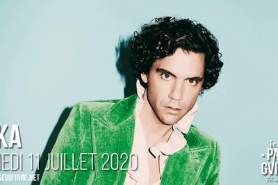 Pause Guitare 2020 Mika + Alain Souchon à Albi