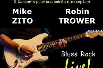 Mike Zito + Robin Trower à Annecy