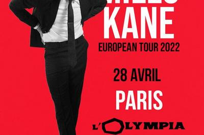 Miles Kane à Paris 9ème