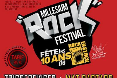 Millesium Rock Festival à Epernay