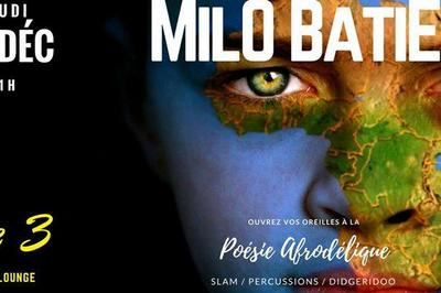 Milo Batie à Valence