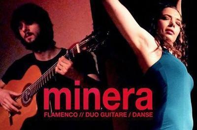 Minera - Duo de Flamenco à Nilvange