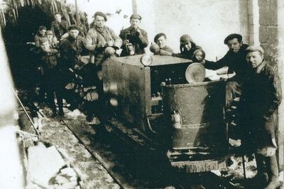 Mines Et Carrières De La Roizonne à Oris en Rattier