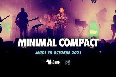 Minimal Compact & Guests à Paris 18ème
