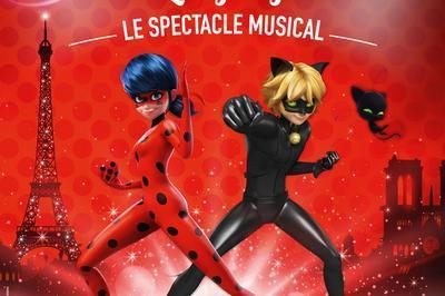 Miraculous : Ladybug, le spectacle musical - report à Orléans