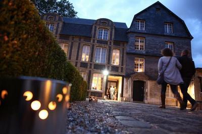 Mise En Lumière De L'hôtel Dubocage De Bléville à Le Havre