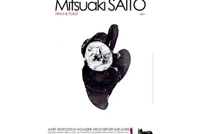 Mitsuaki Saito entre Niwa & Yokaï à Angers