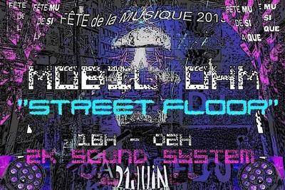 Mobil Ohm Street Floor à Paris 11ème