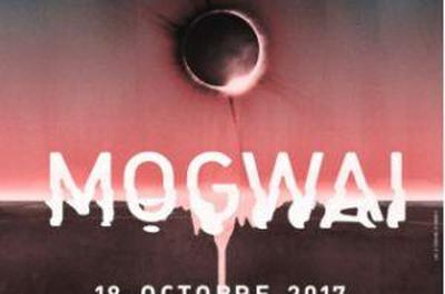 Mogwai à Paris 2ème