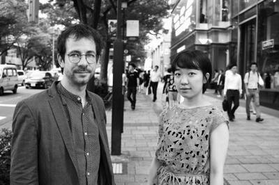 Momo Otani & Ch. Pannekoucke en 4tet à Chambery