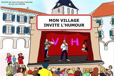 Mon Village Invite L'Humour à Courzieu