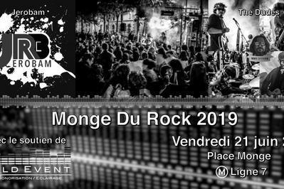 Monge Du Rock 2019 à Paris 5ème