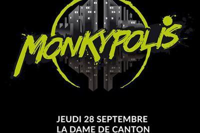 Monkypolis à Paris 13ème