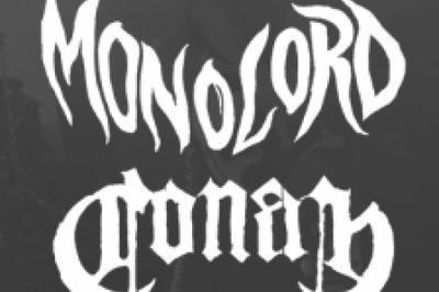 Monolord + Conan | Nantes
