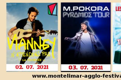 Montélimar Agglo Festival 2021