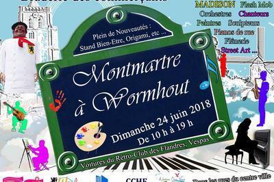 Montmartre à Wormhout