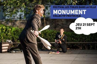 Monument - chap. 2, Collectif Protocole à Lille