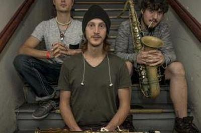 Moon Hooch + Boa Brass Band à Rambouillet