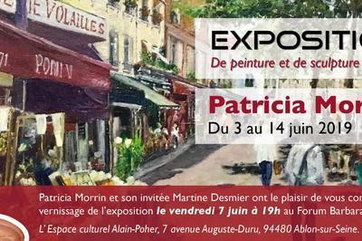 Exposition peinture et sculpture à Ablon sur Seine