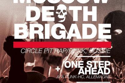 Moscow Death Brigade à Paris 11ème