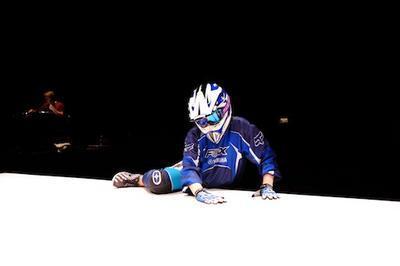Motocross à Saint Brieuc