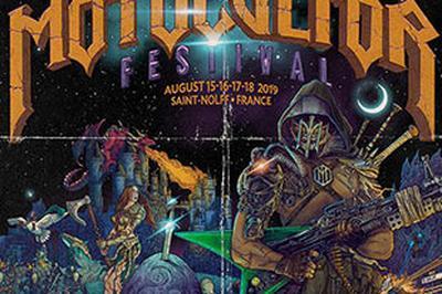 Motocultor Festival - Pass 3 jours à Saint Nolff