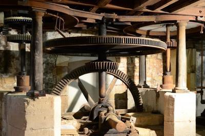 Moulin À Eau à Poissons