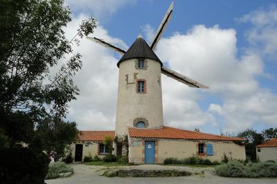 Moulin À Vent De Rairé à Sallertaine