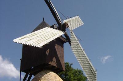 Moulin Cavier De La Guénaudière à Grez en Bouere