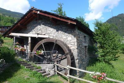 Moulin De Saint-germain à Seez