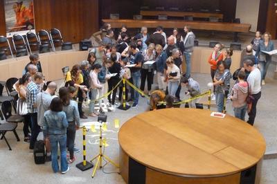 Murder Parties Dans Les Musées Quimpérois. à Quimper