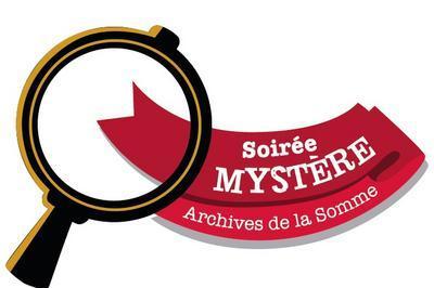Soirée Mystère à Amiens