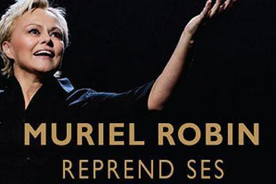 Muriel Robin - report à Bourg en Bresse