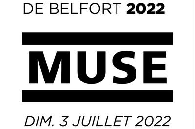 Muse - Report à Belfort