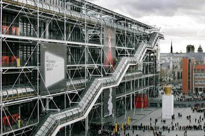 Musé Pompidou à La Madeleine