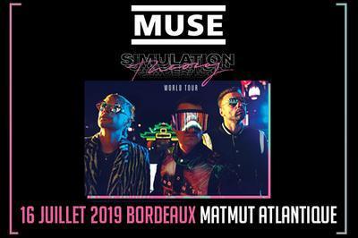 Muse - Simulation Theroy World Tour à Bordeaux
