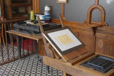 Musée De L'imprimerie De Louhans : Gutenberg Et Ses Inventions !