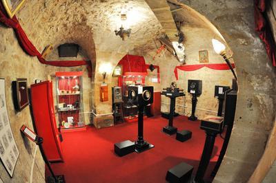 Musee De La Magie + Musee Automates à Paris 4ème