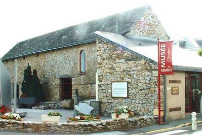 Musée Du Granite à Becon les Granits